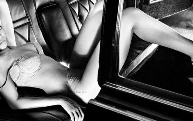 Rihanna für Armani: sexieste Werbung 2011