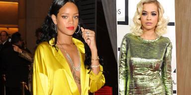 Rihanna, Rita Ora