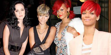 Katy Perry Rihanna Hochzeit Kleid