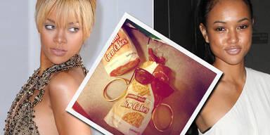 Rihanna, Karrueche Tran