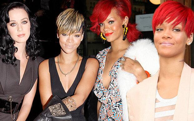 Rihanna wählt McCartney-Kleid