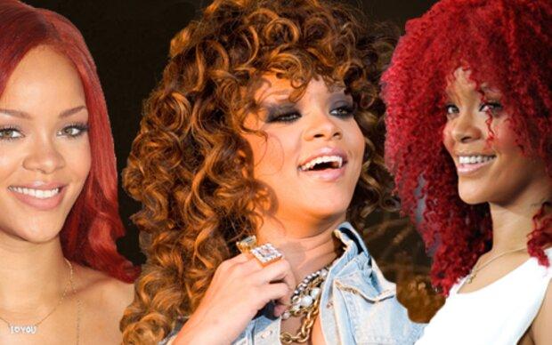 Rihannas schönste Frisur