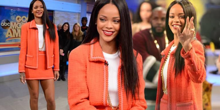 Rihanna, warum denn plötzlich so bieder?