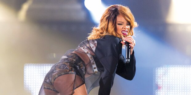Rihanna: So wild wird Wien-Show