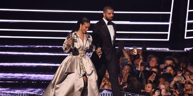 Rihanna +  Drake: so ernst ist ihre Liebe