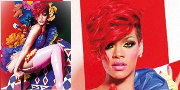 Rihanna als sexy Chips-Snack
