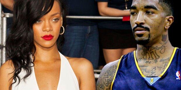 Rihanna: Techtelmechtel mit Basketball-Star?