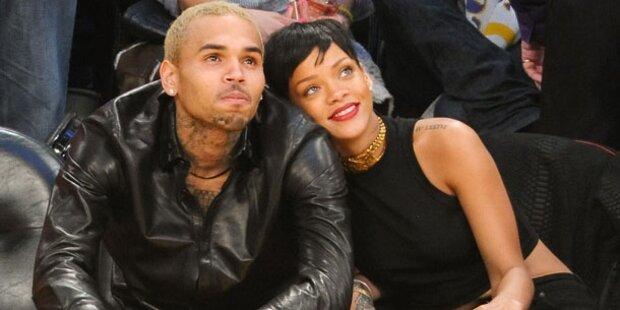 Rihanna & Brown: