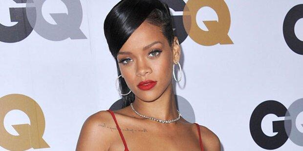 Rihanna beglückt mit 200 Dollar Trinkgeld