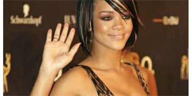 Rihanna feierte in Ischgl bis in den Morgen
