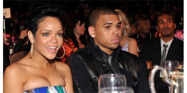 Rihanna und Chris Brown heimlich geheiratet