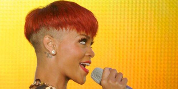 Popstar Rihanna landet Filmcoup