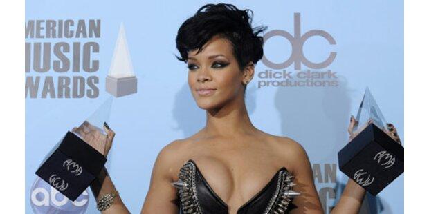 American Music Awards: Sternstunde für Rihanna