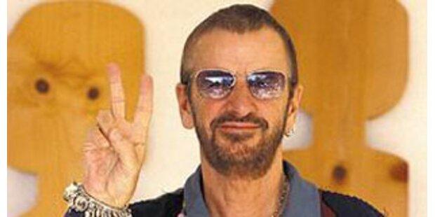 Ex-Beatle Ringo Starr mit neuem Album