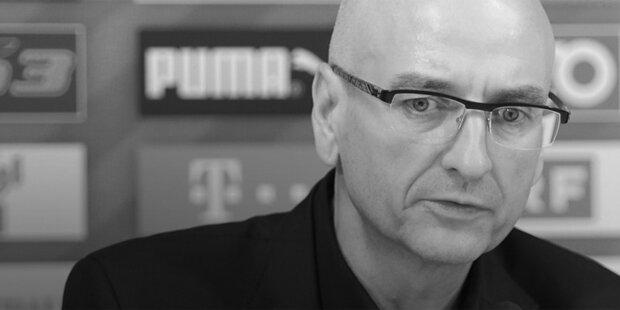 Bundesliga-Präsident Rinner verstorben