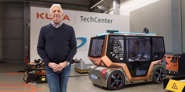 Geniales Mini-Auto zeigt Mobilität der Zukunft