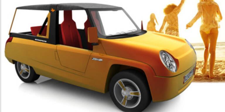 Rinspeed Auto für den Genfer Salon 2011