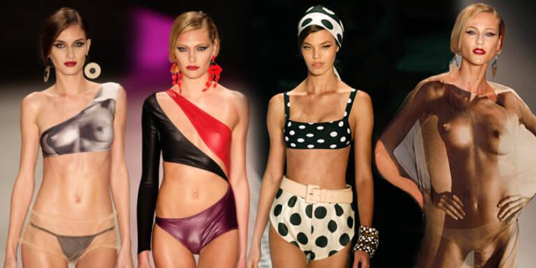 Bikini-Trends aus Rio