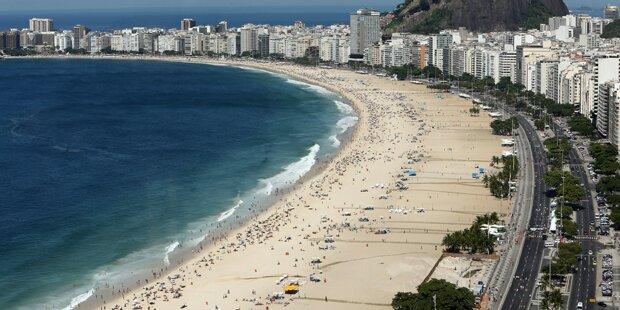 Rio erlaubt erstmals Nacktbaden