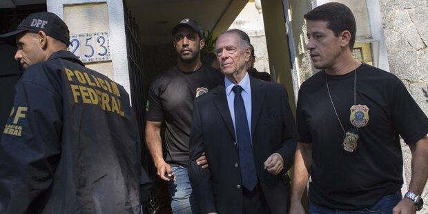 Rio-Skandal: Olympia-Organisator festgenommen