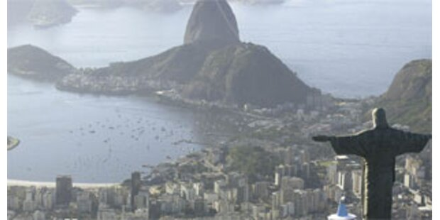 Christusstatue in Rio erhält Lifting