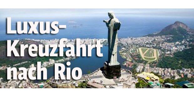 Traumschiff: Kreuzfahrt nach Rio