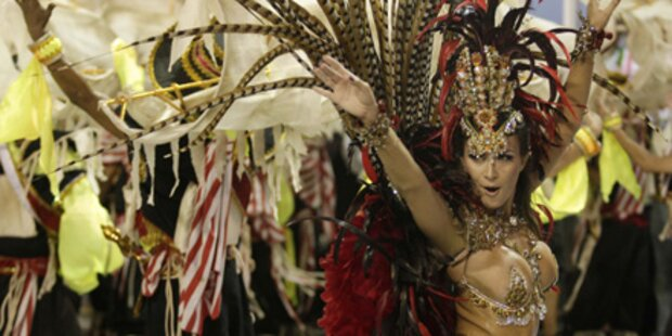 84 Millionen Kondome beim Karneval in Rio