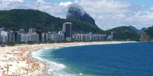Lassen Sie sich von Brasilien verzaubern