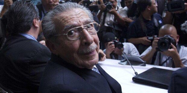 Urteil gegen Ex-Diktator aufgehoben