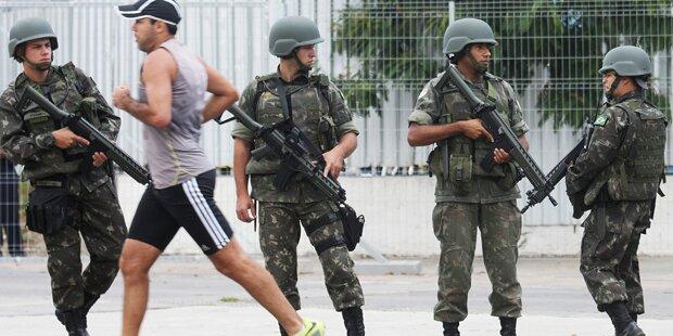 ISIS hortet Waffen für Anschlag auf Olympia