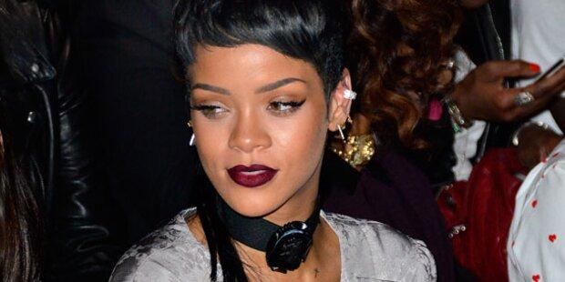 Rihanna: Kein Sex seit Chris Brown?