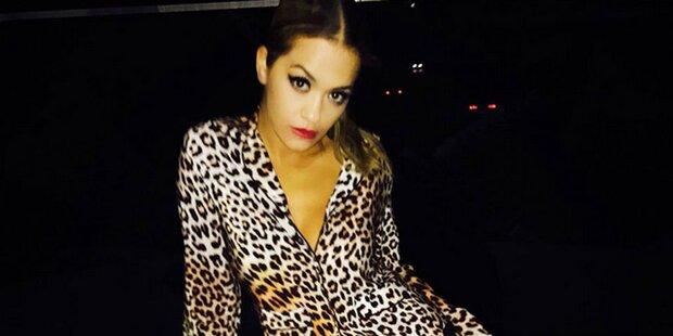 Rita Ora: Darauf steht sie im Bett