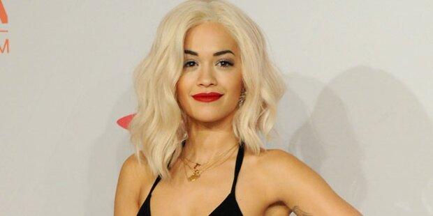 Rita Ora heuert bei