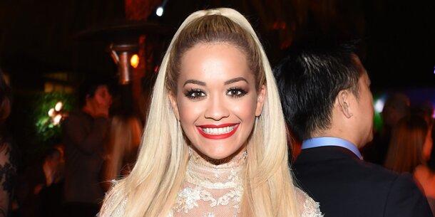 Rita Ora: Nackt für Shades of Grey