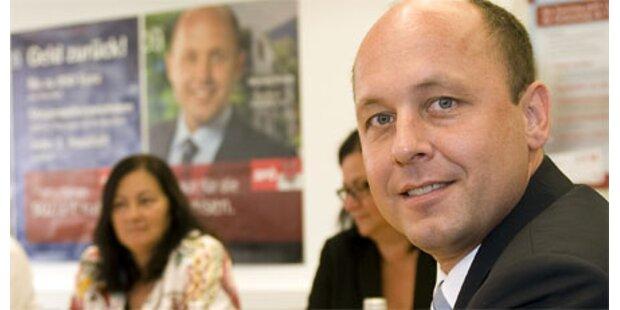 SPÖ-Ritsch gibt Bundespartei Schuld