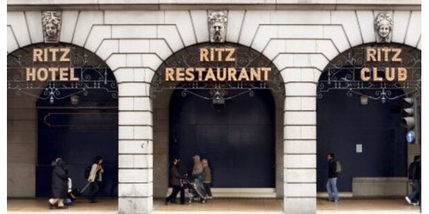 Betrüger wollten Hotel Ritz verkaufen