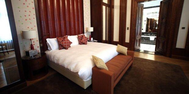 Topstars zu Gast im Ritz-Carlton
