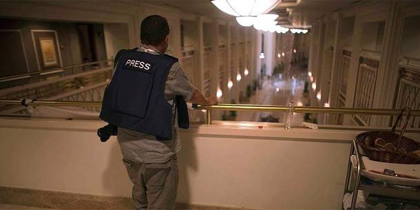 Fotograf im Hotel Rixos