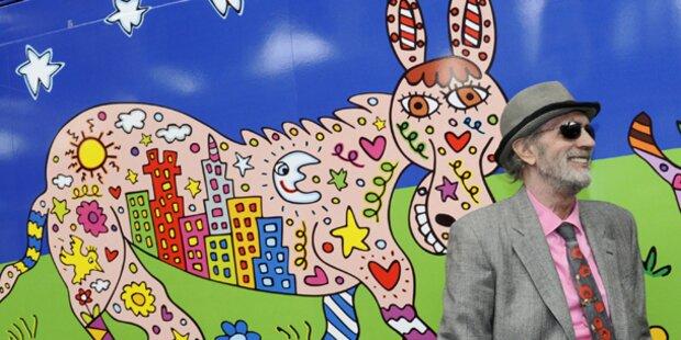 Pop-Art-Künstler James Rizzi ist tot