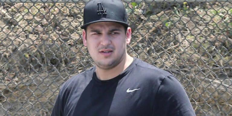 Kardashian: Was ist mit ihrem Bruder Rob los?