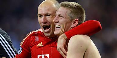 Robben verlängert beim FC Bayern