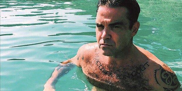 Robbie tauchte in Kärnten unter