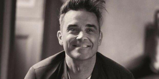 Robbie Williams live auf oe24.TV