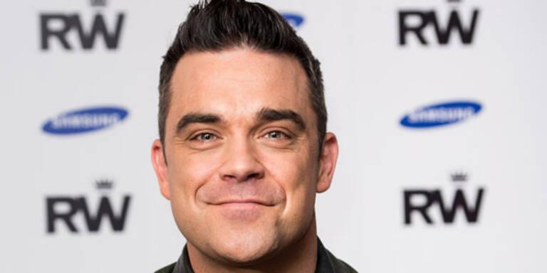 Robbie Williams ist nicht mehr der Alte