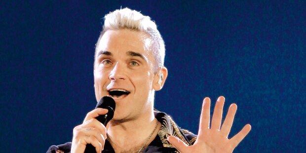 Robbie Williams wieder auf Tour