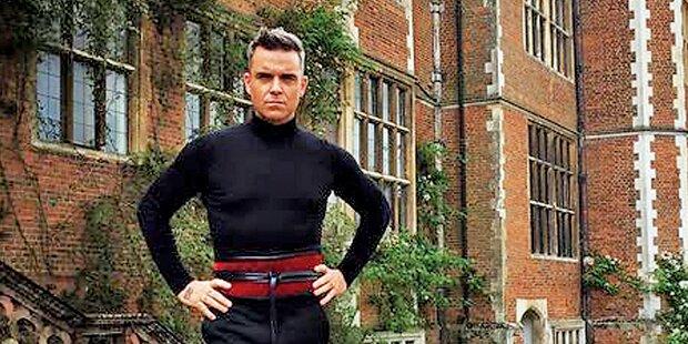 Robbie: Start für Rekord-Comeback
