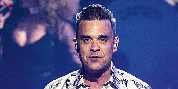 Robbie & Co. rocken eine Million Fans