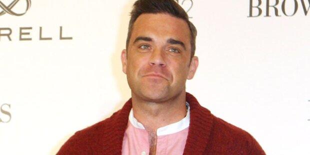 Robbie: Er kommt am 17. Juli 2013