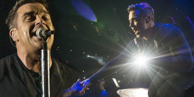 Robbie: So wird seine Tour 2013