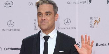 """Robbie: """"Ich hatte Haar-Transplantation"""""""